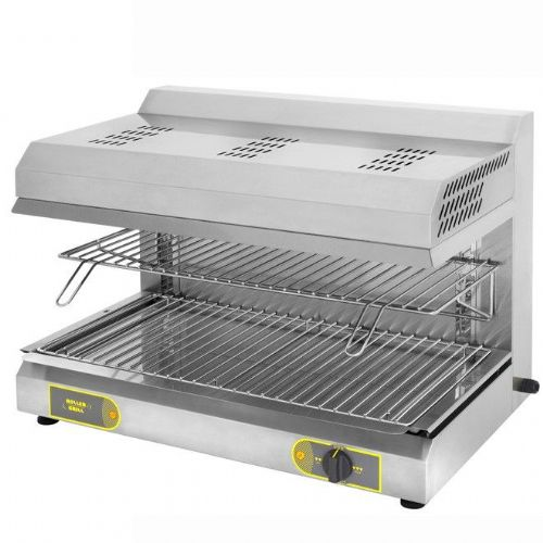 Roller Grill SEF800B Fixed Salamander with Armoured Elements Salamander Grills